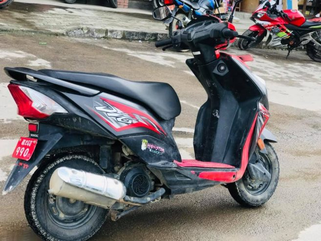 second-hand-dio-scooty-for-sale-in-bhaktapur-1