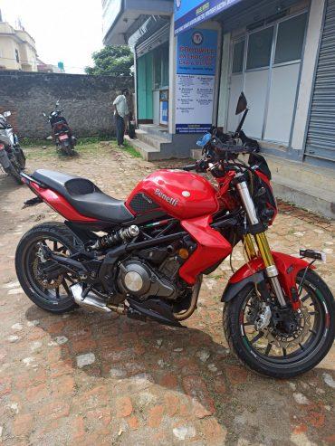 benelli bike for sale